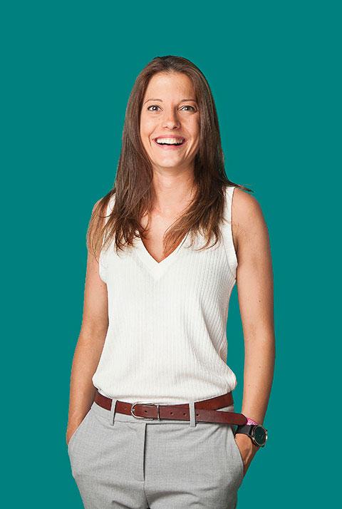 Irene Prats Soy · Administradora de finques Grup Tas