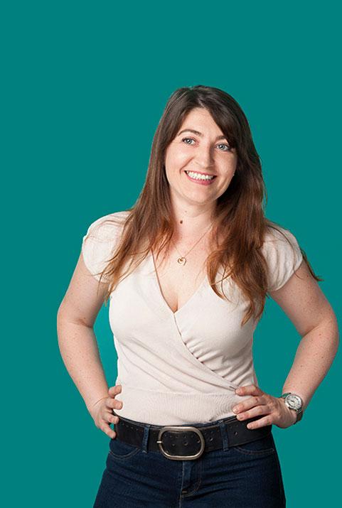 Maria Ramiro Quinones · Adminitradora de finques Grup Tas