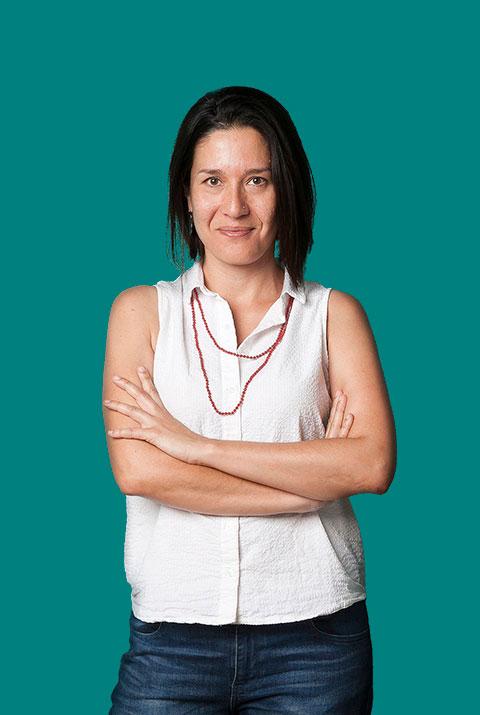 Maribel Padilla · Administradora de Finques Grup Tas