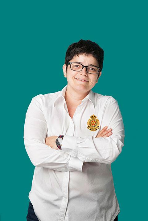 Núria Lladó Gallego ·Administradora de finques Grup Tas
