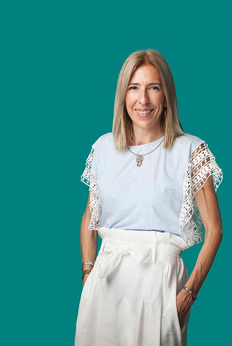 Pilar Aldecoa Solanas · Adminitradora de finques Grup Tas