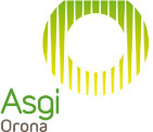 Asgi orona - logotip color