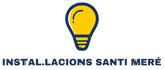 Instal·lacions Santi Meré logotip color