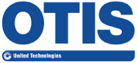 OTIS Ascensors logotip color