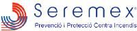 Seremex Prevenció i protecció contra incendis- Logotip color